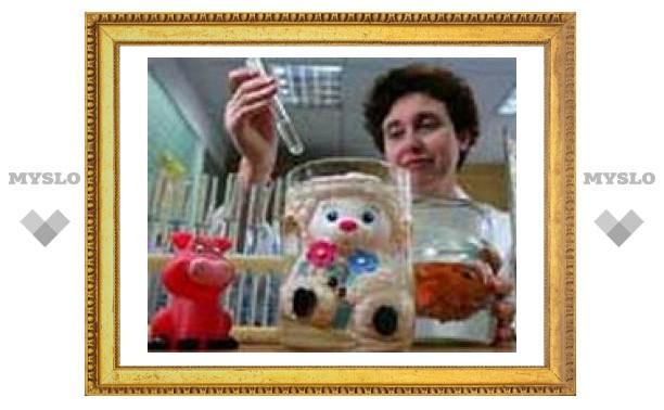 Детские игрушки опасны для здоровья