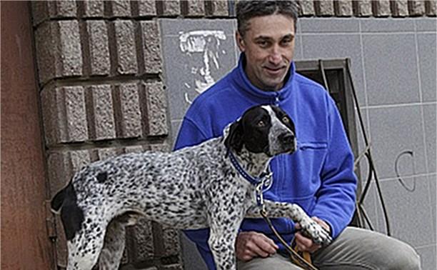 Собака пробежала 250 километров за тульскими туристами