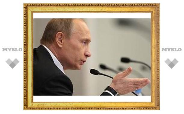 Путин пообещал пенсионерам по 8 тысяч в месяц