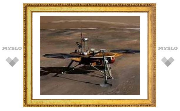 Марсианский зонд Phoenix не удалось запустить с первой попытки