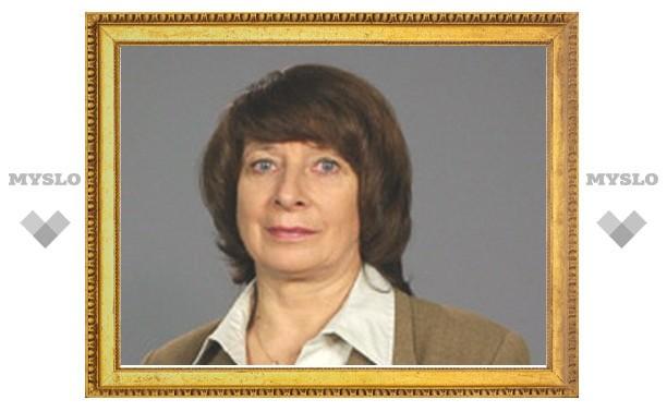 Заслуженный мастер спорта Тамара Пильщикова стала почетным гражданином Тульской области