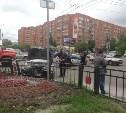 В Туле инструктор по вождению попал в ДТП