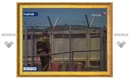 Полк внутренних войск в Ингушетии обстреляли из гранатометов