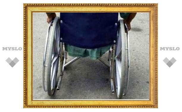 Туляк избил безногого инвалида ортопедическим ботинком