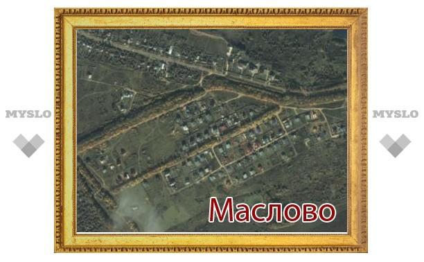 Многодетные семьи получат землю в поселке Маслово под Тулой