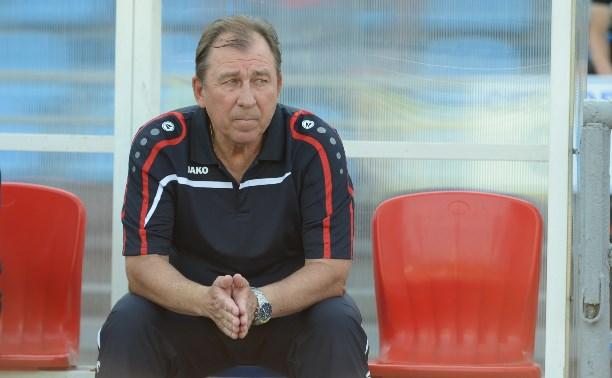 Сергей Павлов: «Нужно было поиграть с такой командой, как ЦСКА»