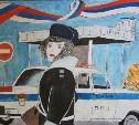 В УМВД стартует конкурс детских рисунков
