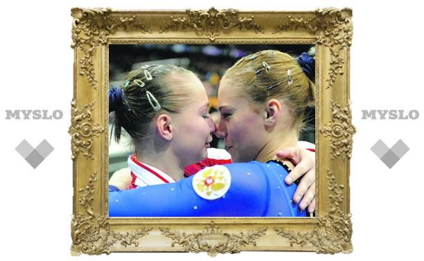 Наши Ксюши - чемпионки мира!