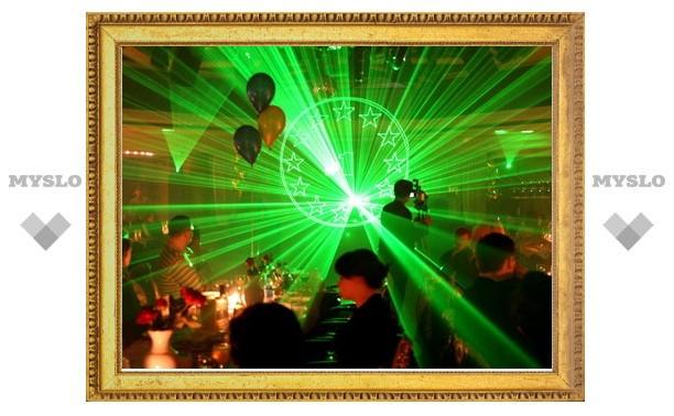Туляков приглашают на лазерное шоу