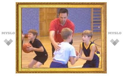 На детский спорт в Туле выделили 42 миллиона