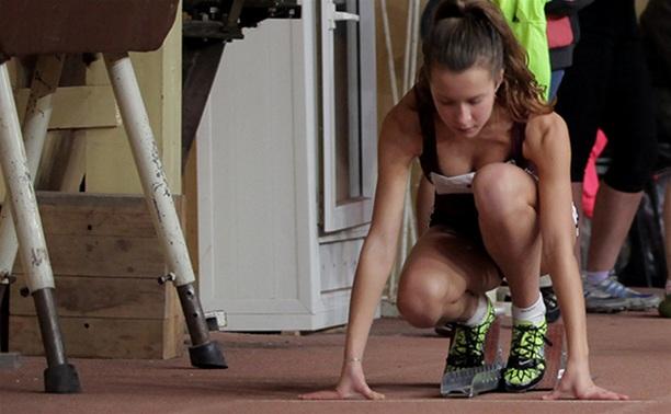 Тульские легкоатлеты собрали золотой урожай медалей