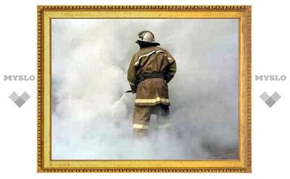 Щекино задыхается от дыма