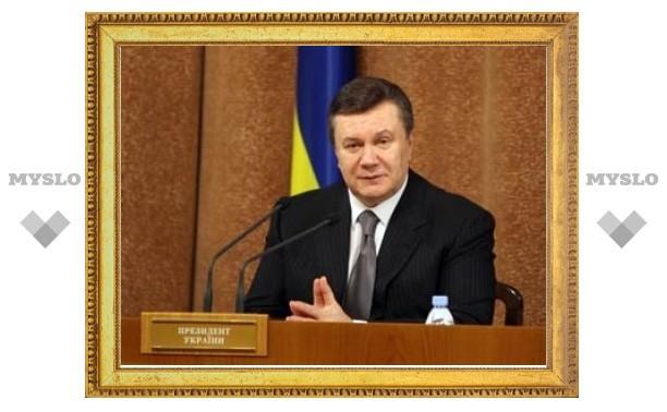 Янукович объяснил отказ Украины от ядерного оружия