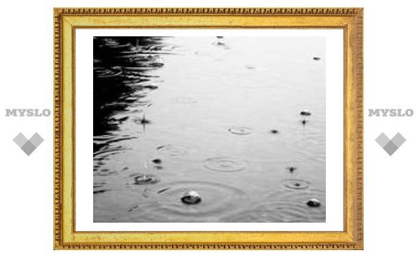 Вечером и ночью в Туле дождь