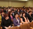Руководители Дубенского района отчитались о выполнении Указов Президента