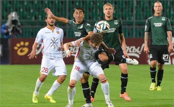 «Арсенал» оштрафовали на 50 000 рублей