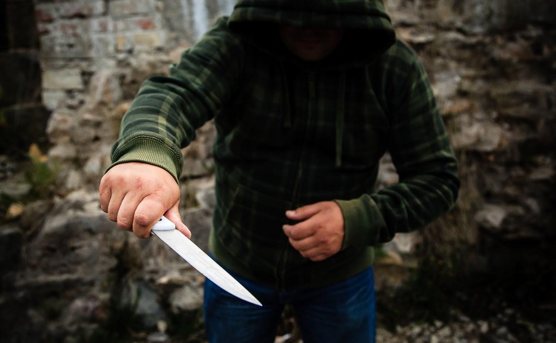 Мужчина, изрезавший тулячку на улице Лейтейзена, задержан