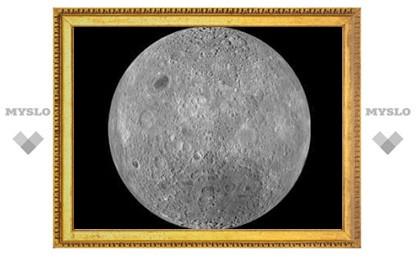 Опубликована самая подробная фотография обратной стороны Луны