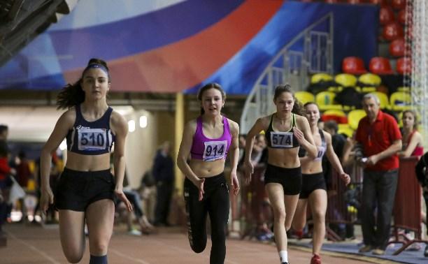 Тульские легкоатлеты закрыли зимний сезон
