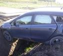 Водитель легковушки, въехавшей в поезд, был пьян