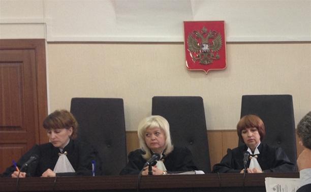 Тульский областной суд оставил без изменений приговор Вячеславу Дудке