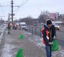 Тульские дорожники работают в усиленном режиме из-за ледяного дождя