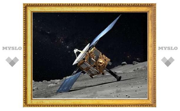 """Зонд """"Хаябуса"""" принес на Землю частицы внеземного происхождения"""