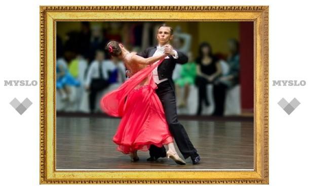 В Туле состоялся турнир по спортивным и бальным танцам