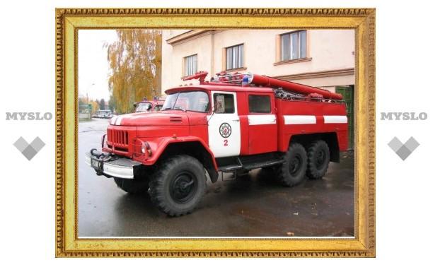 В Суворовском районе человек сгорел вместе с домом