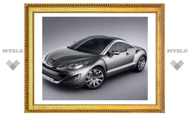 Peugeot привезет во Франкфурт карбоновое спорткупе