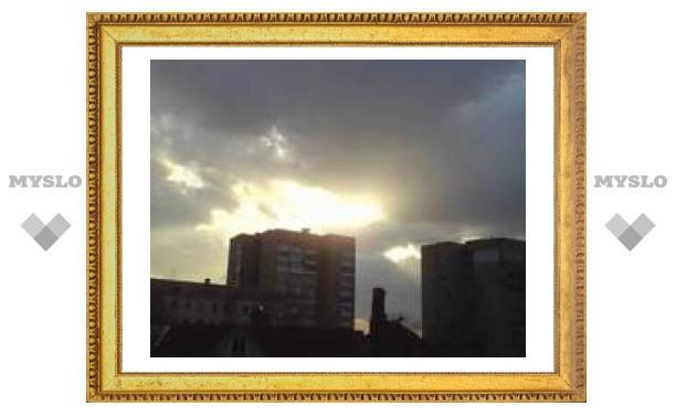 Вечером в Туле переменная облачность