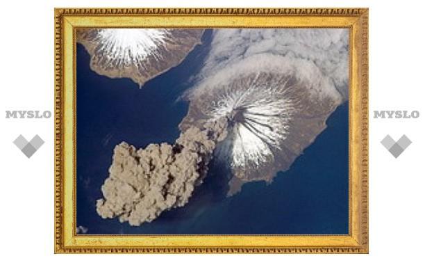 Молчание вулканов обвинили в оледенении Земли