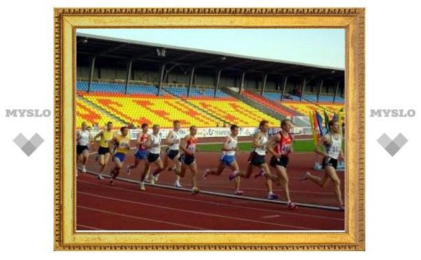 В Туле выберут самого быстрого бегуна