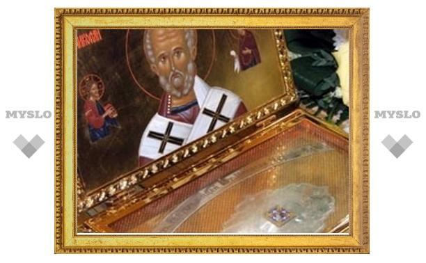 Тульские верующие смогут прикоснуться к святыне