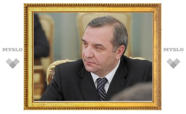 Владимир Пучков ознакомился с работой регионального МЧС