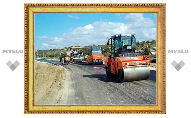 На содержание автодорог области истратили 5 миллиардов рублей
