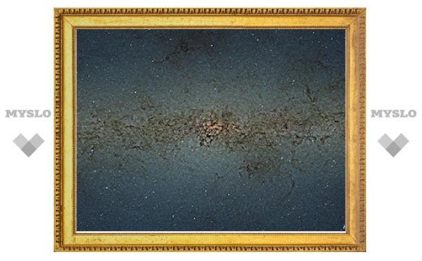 "Астрономы опубликовали ""гигафото"" центра Млечного Пути"