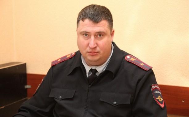 Полицейского, который обезвредил дебошира на улице Демидовской, наградят