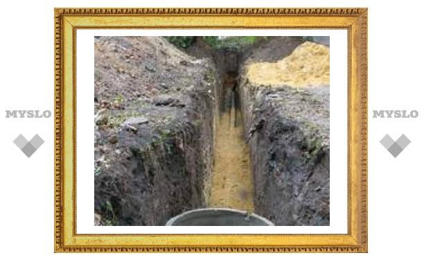 В Туле нашли старинные захоронения?