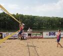 В первенстве области по пляжному волейболу определились победители