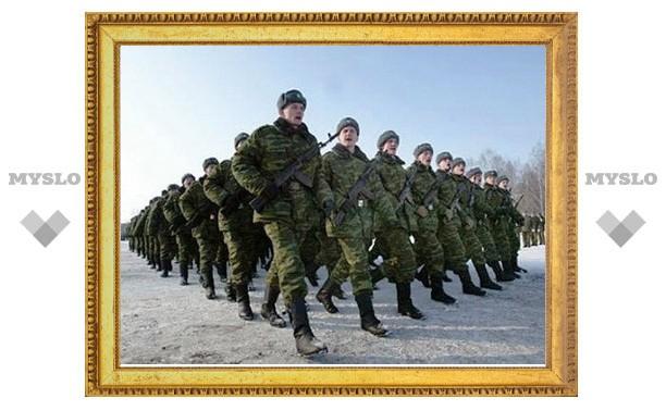 Российскую армию будут воспитывать