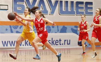 В Туле прошел областной финал Школьной баскетбольной лиги