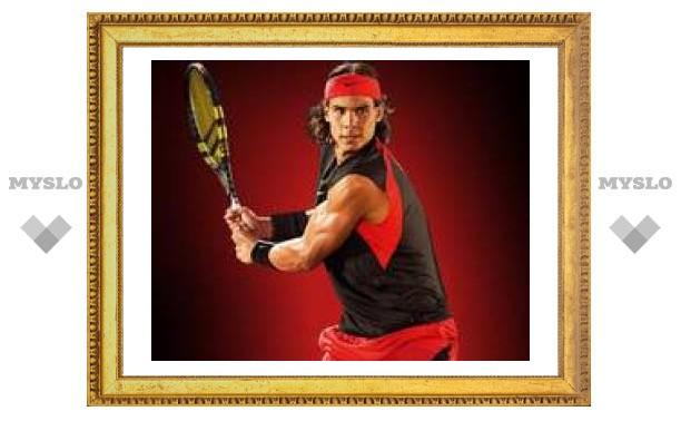 Тульский теннисист стал вторым на Всероссийском турнире