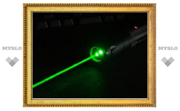 МВД направит на борьбу с лазерами беспилотники