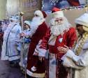 В Туле состоялась «Битва Дедов Морозов»