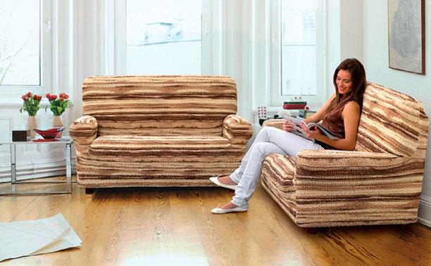 Еврочехлы – стильная одежда для вашей мебели