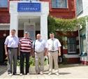 Делегация из Тулы посетила керченские школы искусств