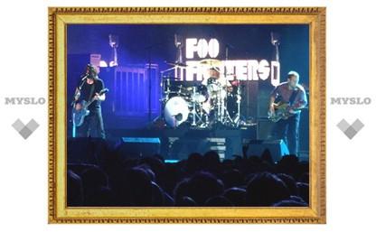 Фанаты Foo Fighters вызвали землетрясение в Новой Зеландии