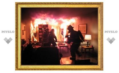 Туляк спалил квартиру своей любовницы