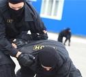 Тульский ОМОН отметил 25-летие создания подразделений в системе МВД